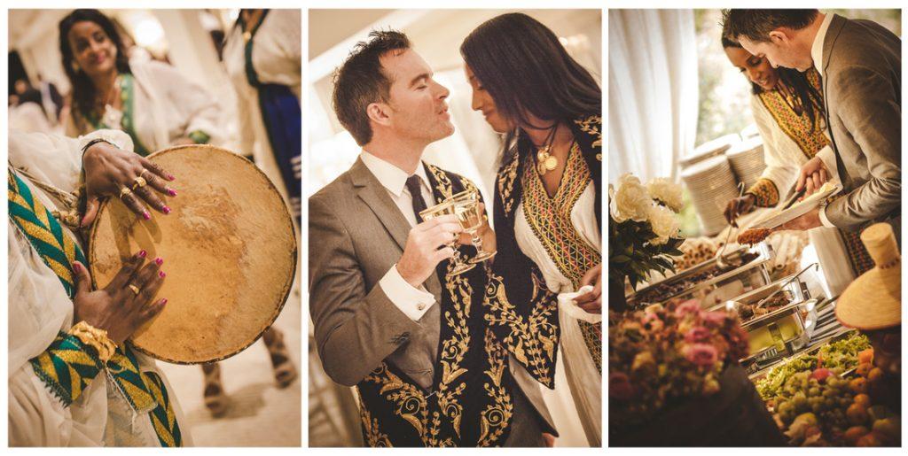 wedding celebration in tenuta i massini empoli