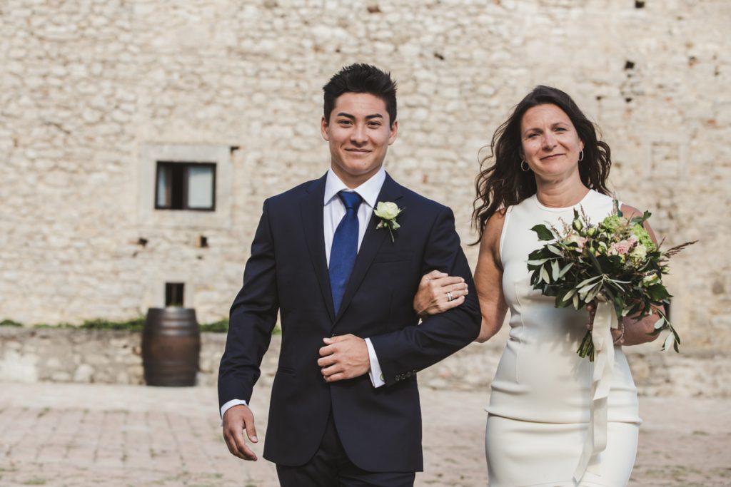 wedding photographer in castello di titignano orvieto