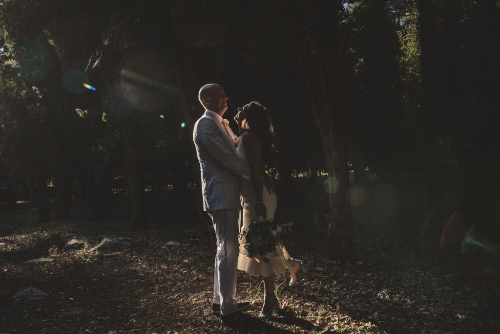 romantic wedding photo shoot in castello di titignano orvieto