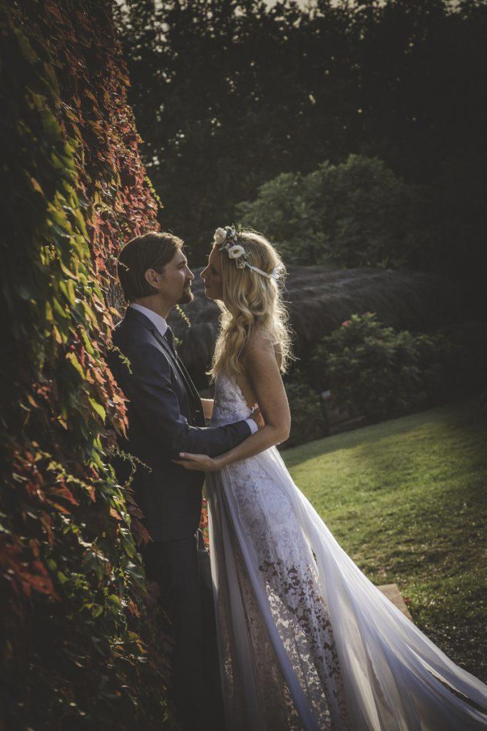 wedding photographer in villa podernovo siena