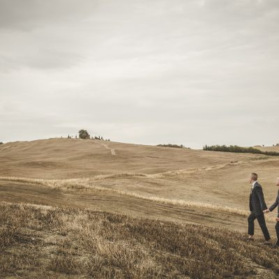 wedding photographer in la bandita country house siena