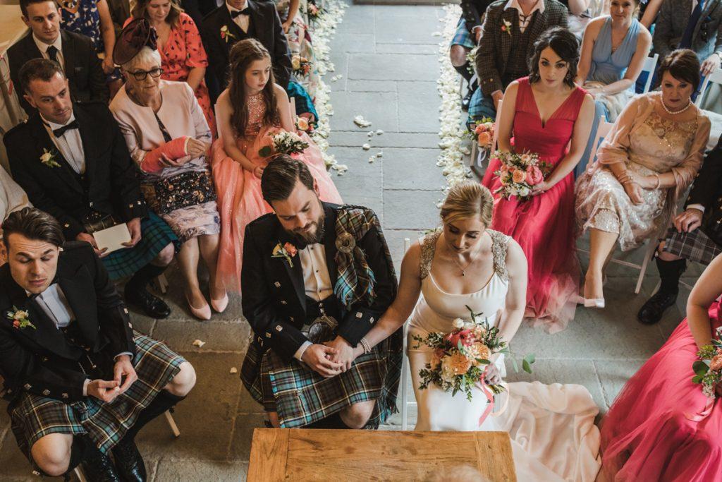 scottish wedding celebration in borgo i vicelli florence