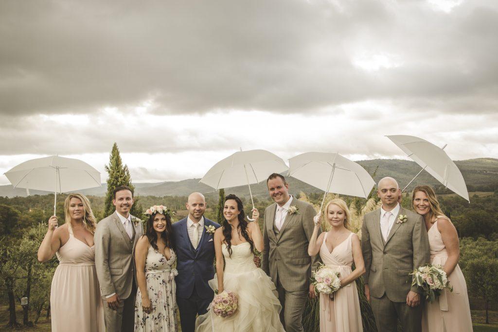 outdoor wedding in casa cornacchi arezzo