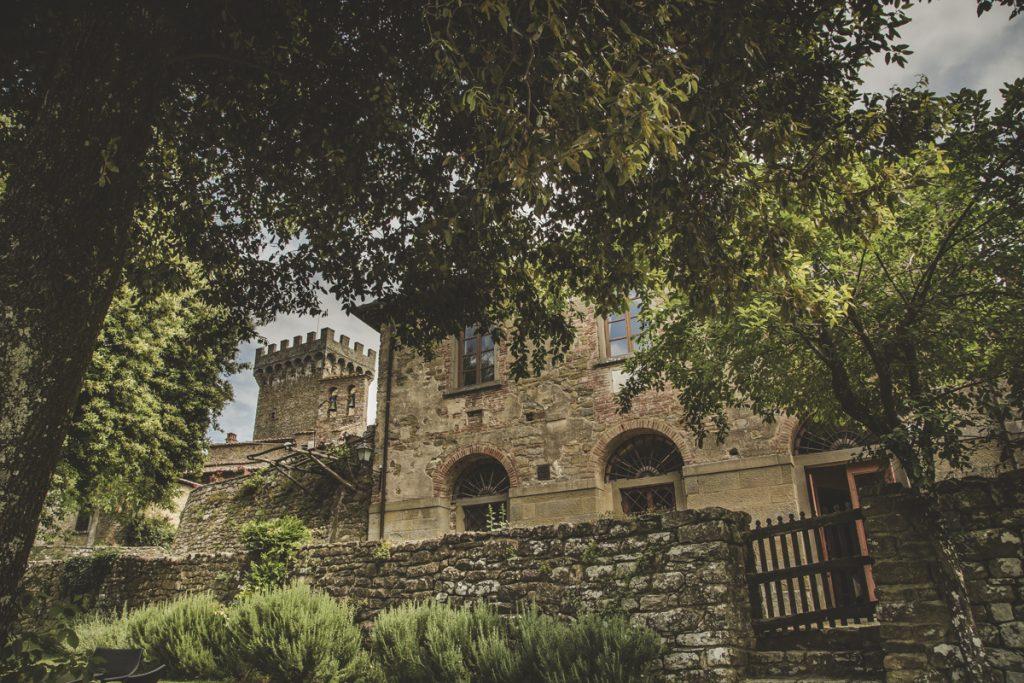 castello di gargonza arezzo