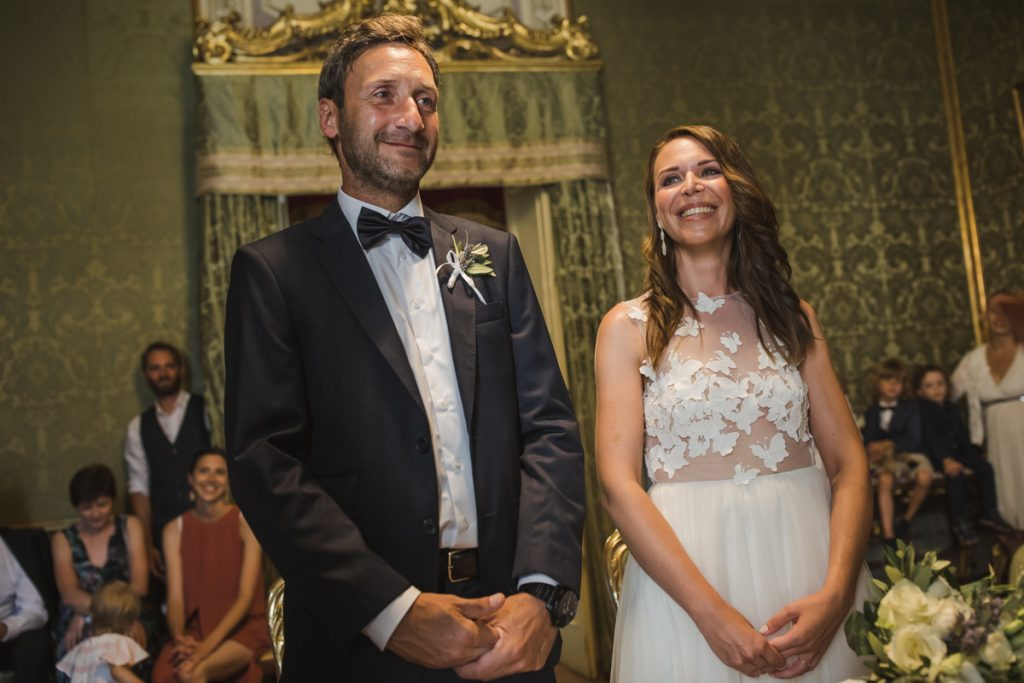 wedding celebration in villa sermolli pistoia