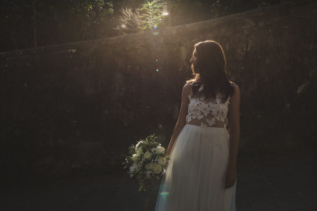 elegant wedding in villa sermolli pistoia