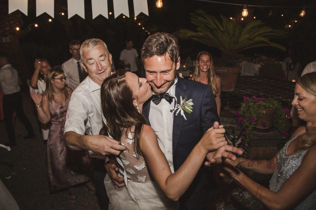 wedding party in villa sermolli pistoia