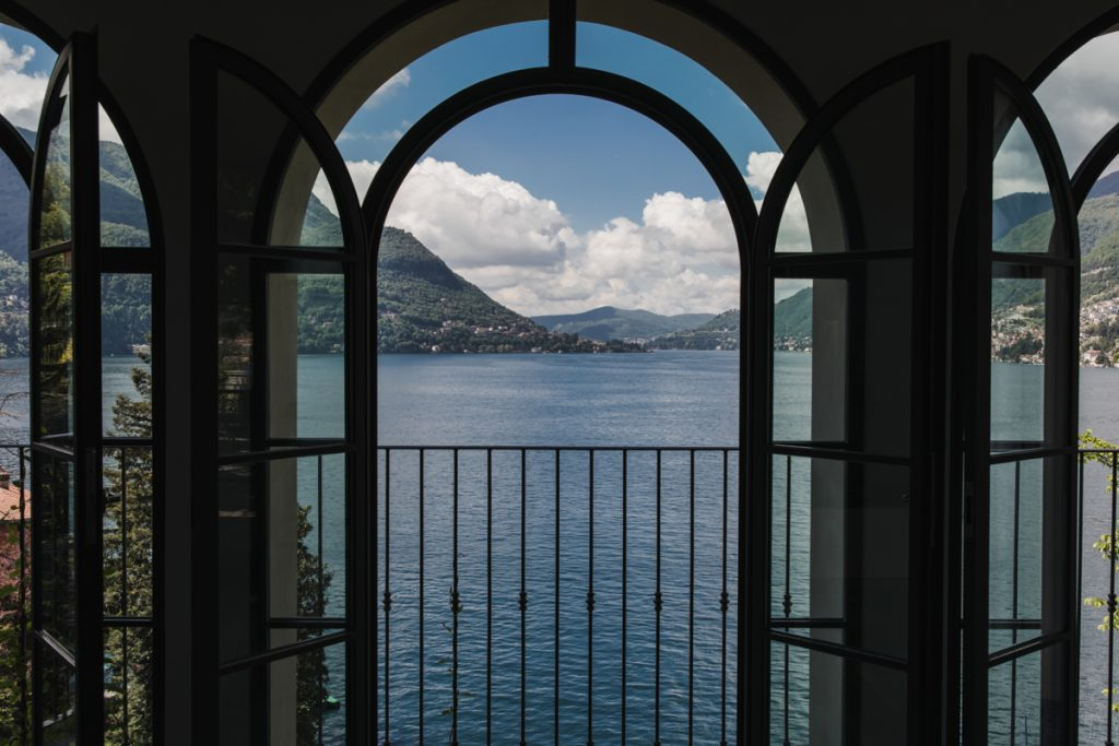 villa lario lake of como