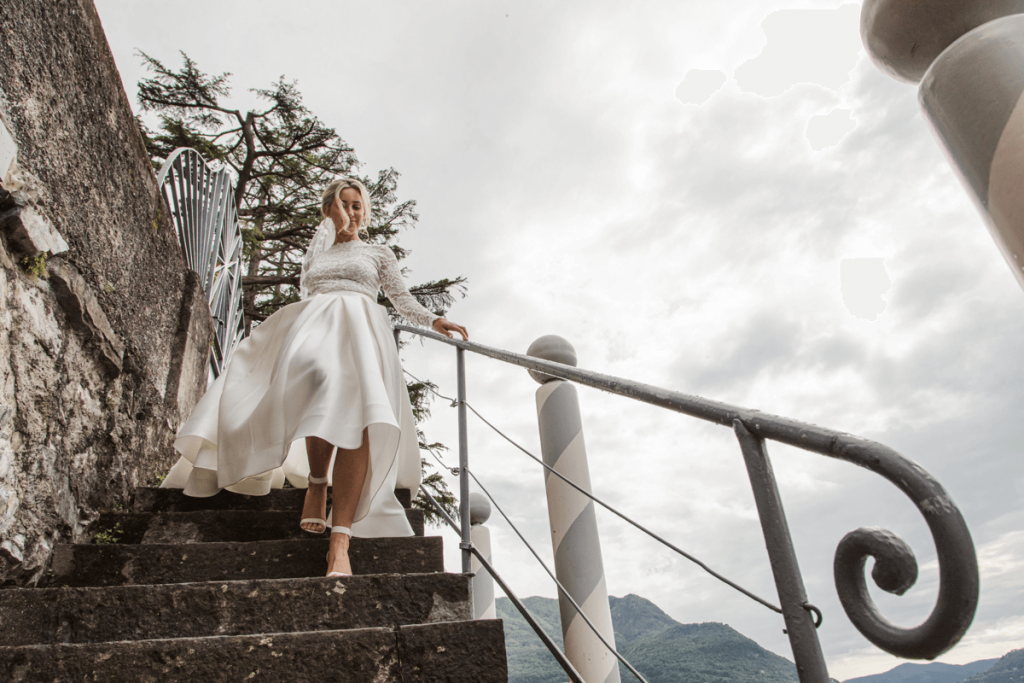 candid elopement photographer in tuscany
