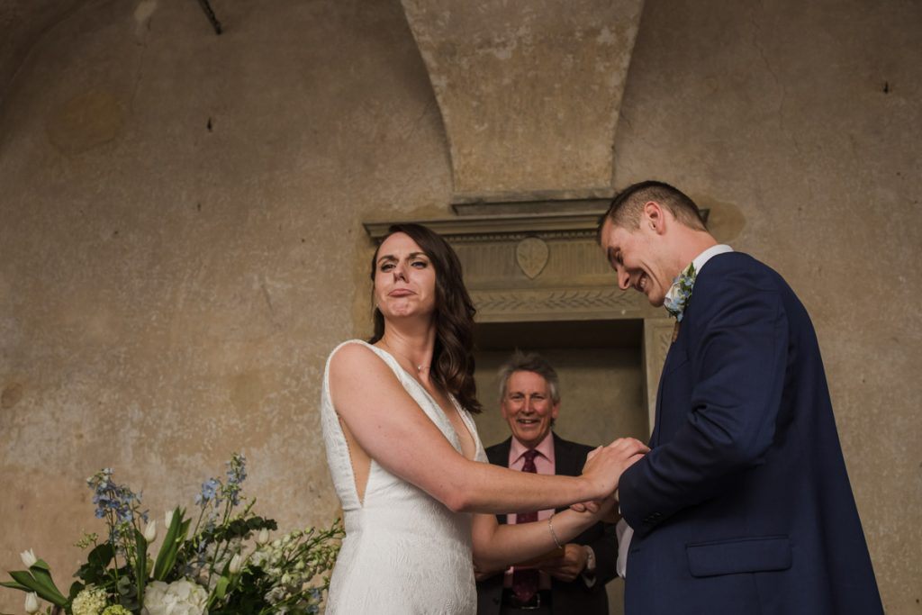 civil wedding ceremony tuscany