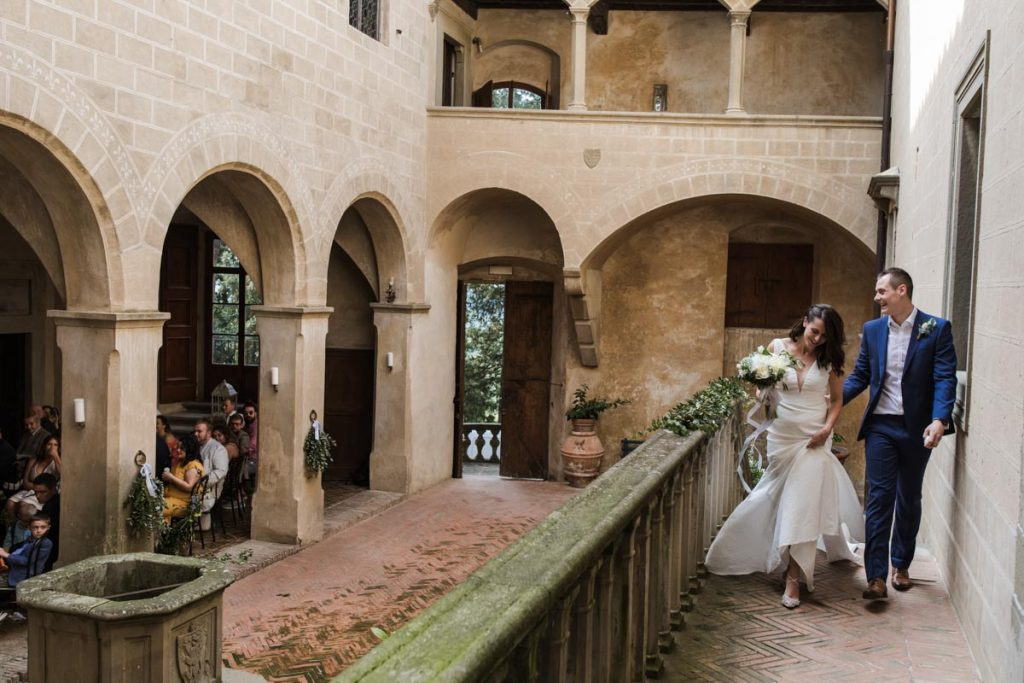 newly wed montegufoni
