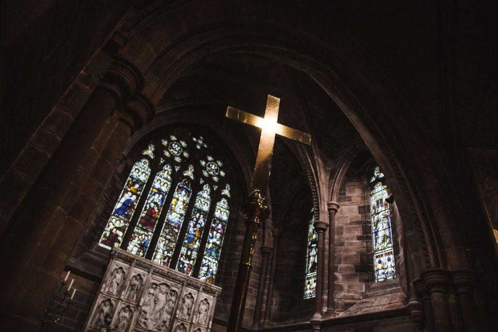 St. Bartholomew's Thurstaston england