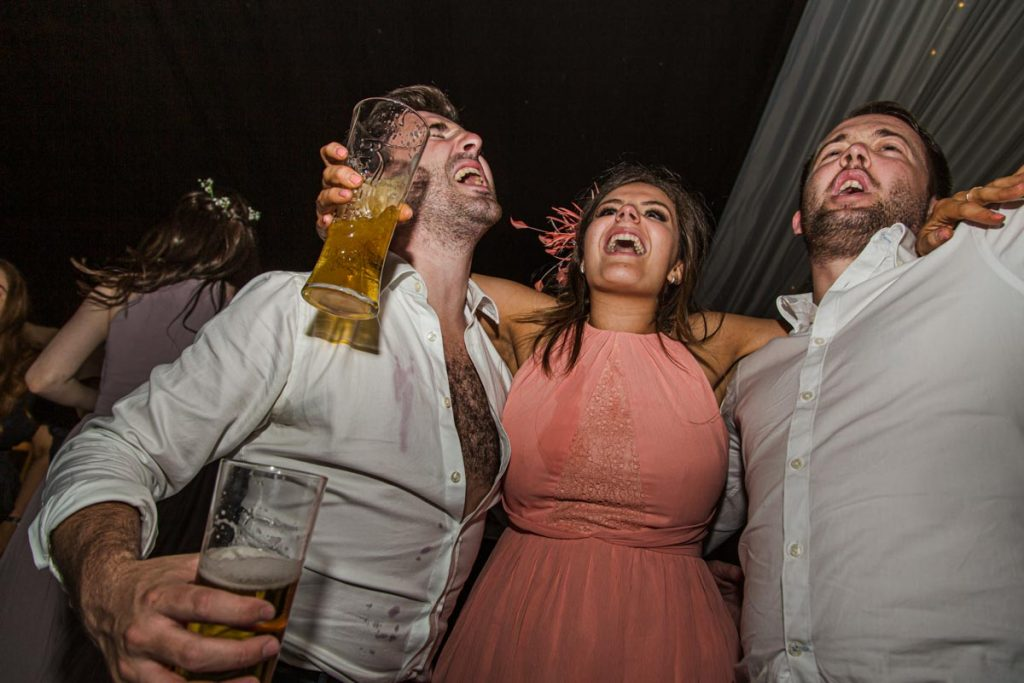 crazy wedding moments